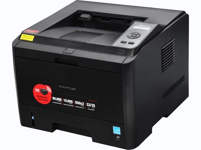 Pantum P3500DW Up to 35 ppm Monochrome Duplex Wireless Laser Printer
