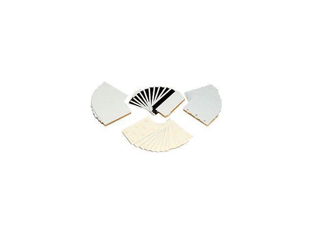Zebra 104523-111 Premier Grade Blank White Cards