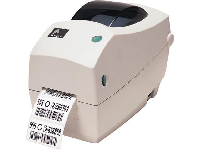 Zebra 282P-101111-000 TLP 2824 Plus Desktop Thermal Printer