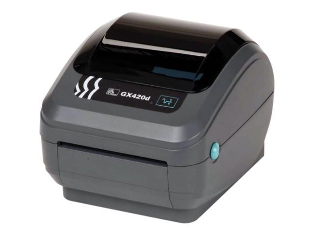 Zebra GX42-202411-000 GX420d Desktop Thermal Printer