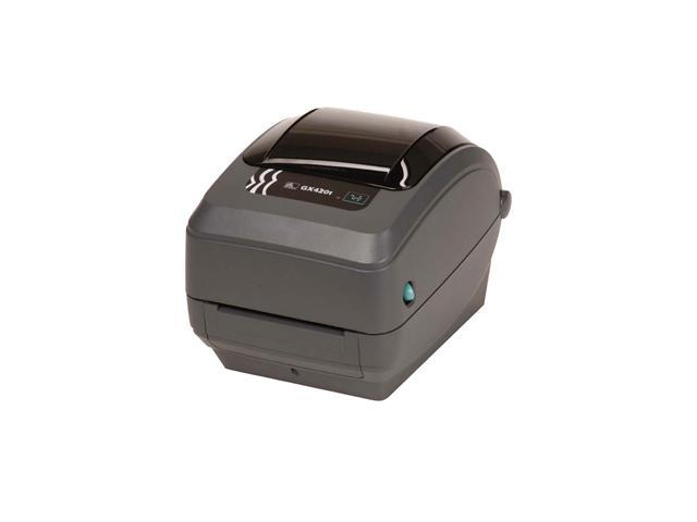 Zebra GX43-102512-000 GX430t Desktop Thermal Printer