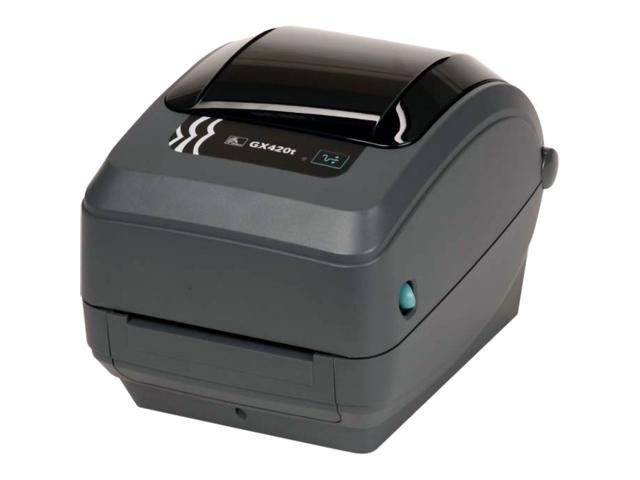 Zebra GX420t GX42-102512-000 Label Printer