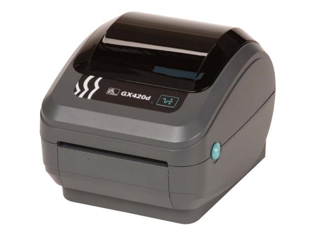 Zebra GX42-202810-000 GX420d Desktop Thermal Printer