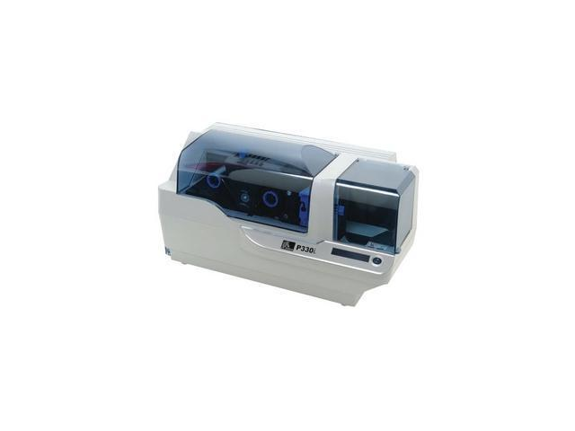 Zebra P330I-0M10A-ID0 P330i Single-Sided Color Card Printer