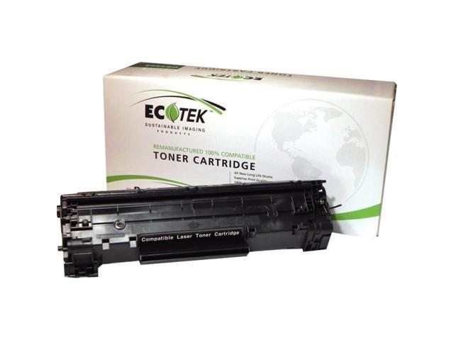 eReplacements CB435A-ER Toner Cartridge (CB435A) - Black