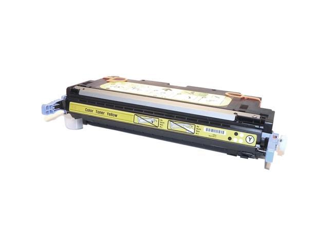 eReplacements Q6472A-ER Yellow Toner