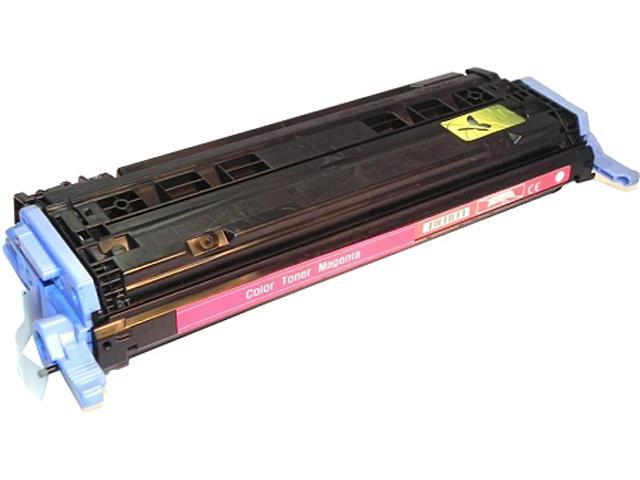 eReplacements Q6003A-ER Compatible Toner Cartridge Replacement for HP Q6003A Magenta
