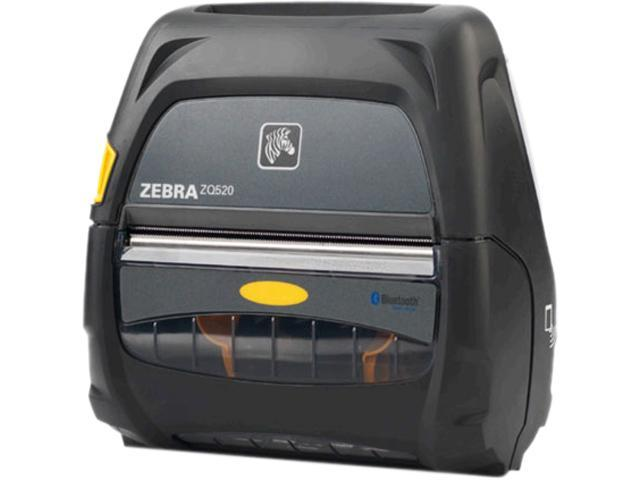 Zebra ZQ52-AUE0000-00 ZQ520 Series Direct Thermal Rugged Mobile Printer with Battery