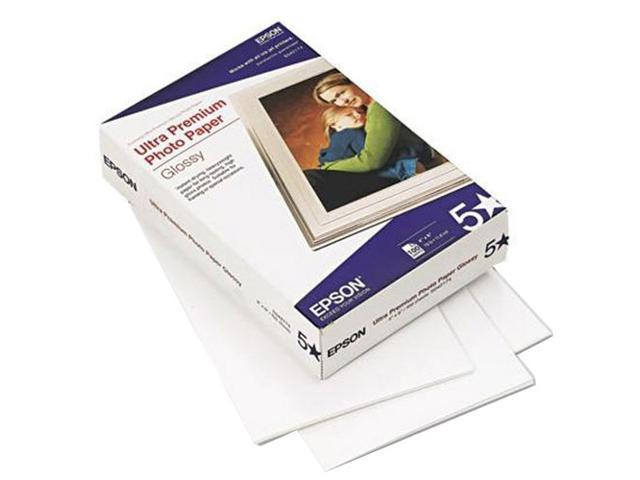 Epson S042174 Ultra Premium Photo Paper 4