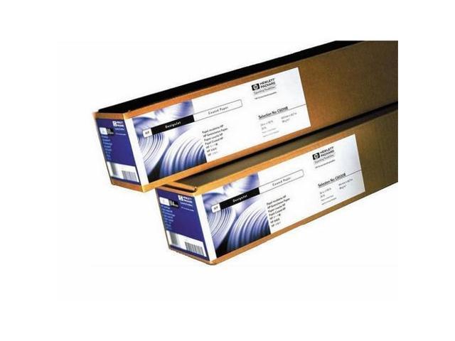 Hewlett-Packard C3876A Designjet Inkjet Large Format Paper, 24