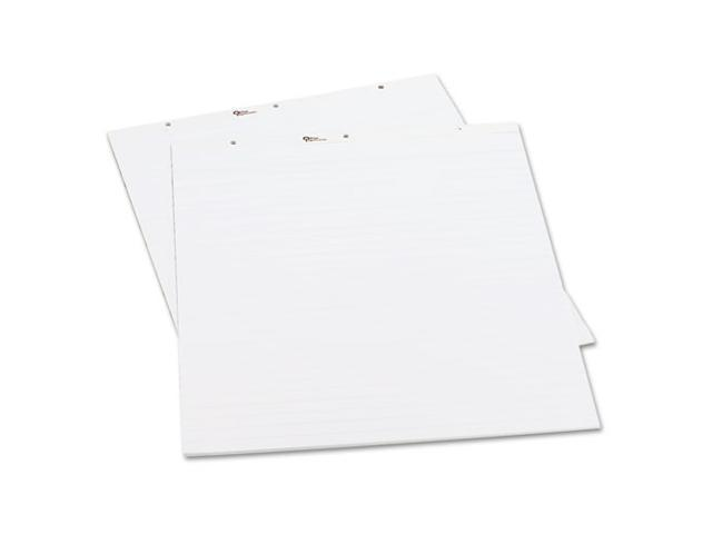 Office Impressions Perforated Easel Pad, Ruled, 27 x 34, WE, 2 50-Sheet Pads/Pack
