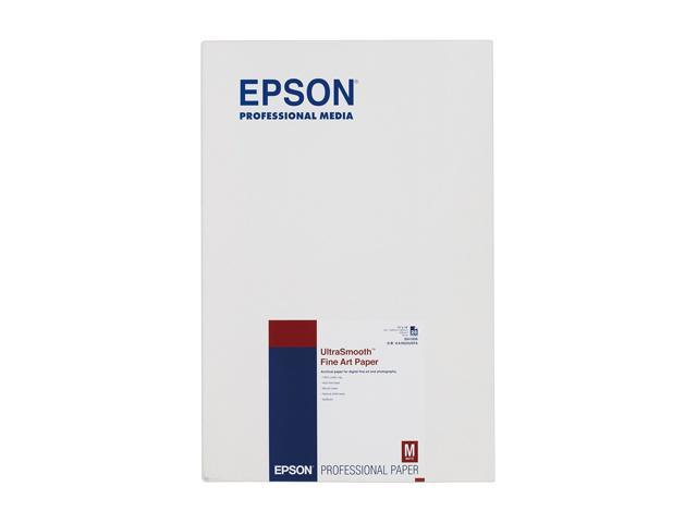 Epson Paper for Stylus Pro 7000/9000, 13 x 19, White, 25/Pack