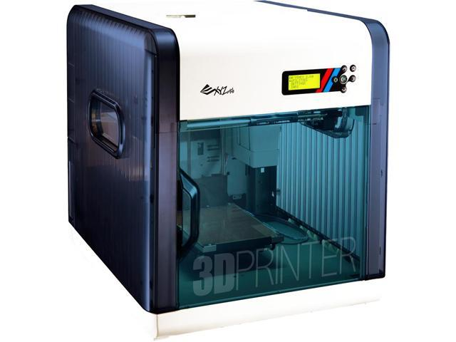 XYZprinting da Vinci 2.0 Duo FFF (Fused Filament Fabrication) ABS/PLA Dual Nozzle 3D Printer