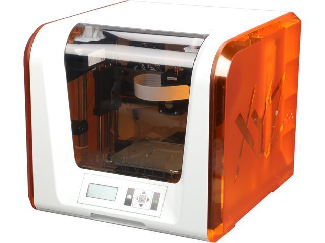 XYZprinting da Vinci Jr. 1.0 FFF (Fused Filament Fabrication) PLA Single Nozzle 3D Printer