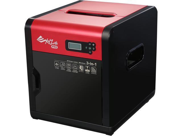 XYZprinting Da Vinci 1.0 Pro 3-in-1 (1.0 Pro 3-in-1) ABS/PLA 3D Printer