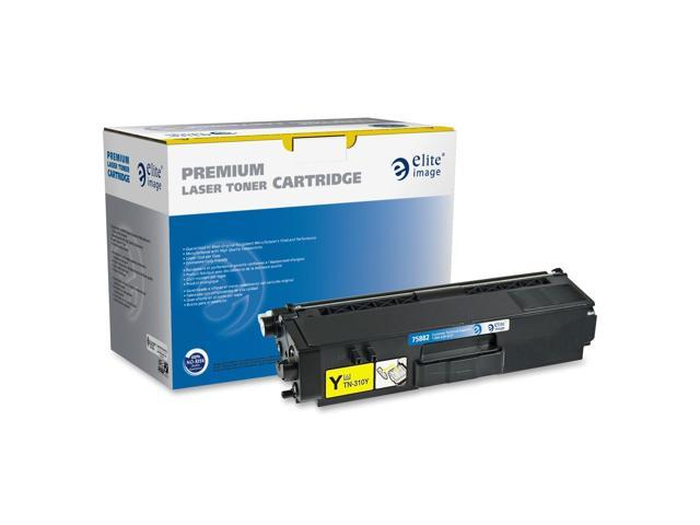 Elite Image ELI75882 Compatible toner replaces Brother TN310Y Yellow