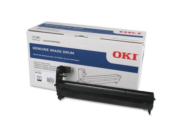 OKIDATA 44844416 30K Black image Drum for C831 Series