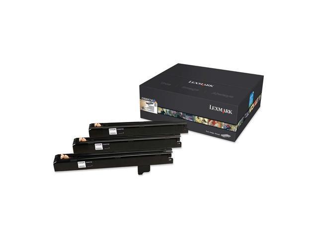 LEXMARK C930X73G C935, X940e, X945e CMY Photoconductor Unit 3-Pack