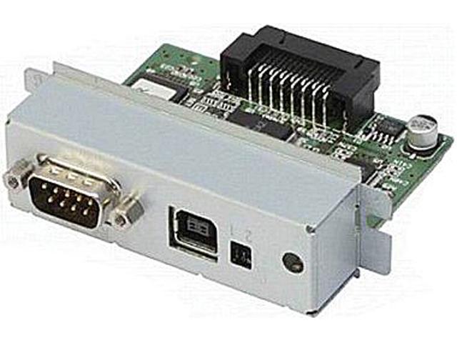 EPSON C823893 Ub-U09 USB Interface with DB9 Serial for Printers