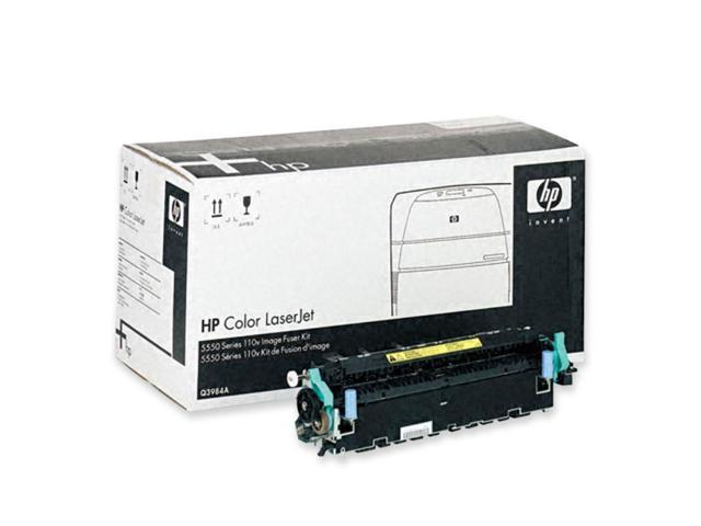 HP Q3984A Color LaserJet 110V Fuser Kit