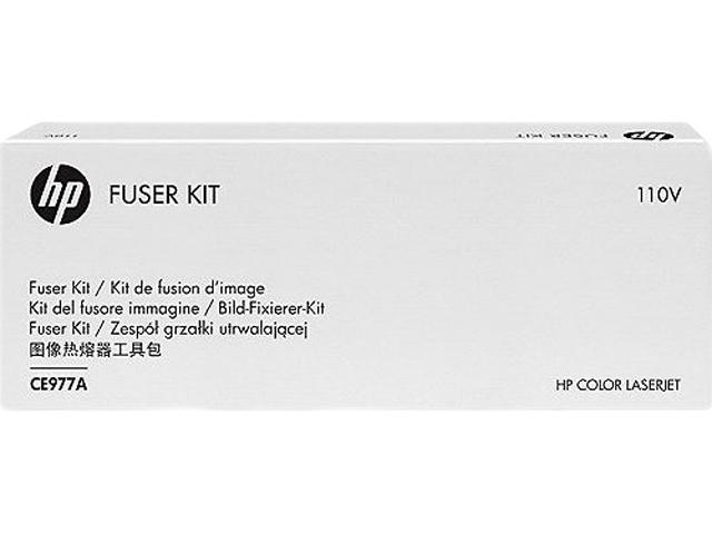 HP CE977A 110V Fuser Kit for Color LaserJet