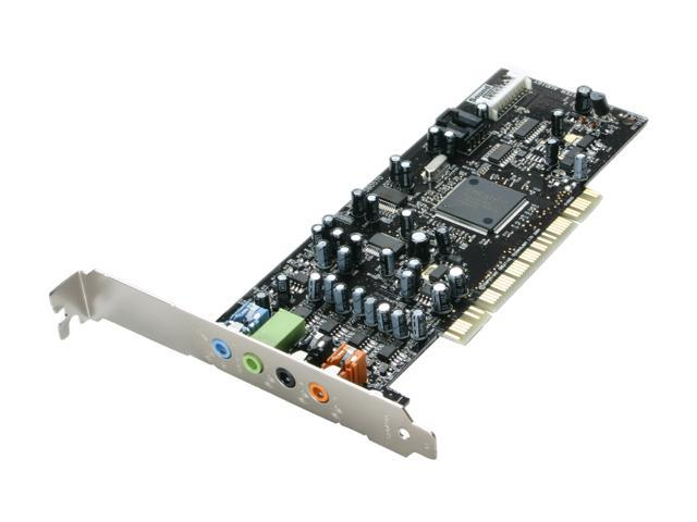 Creative Sound Blaster Audigy SE 7.1 Channels PCI Interface Sound Card