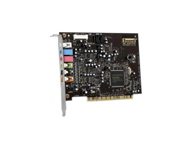 Creative Sound Blaster SB0610VP Audigy 4 SE Sound Card - OEM
