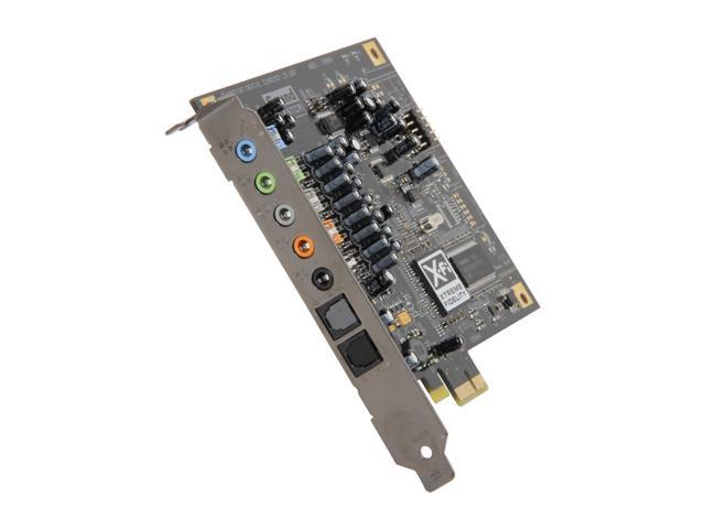 Creative 70SB088000004-8 Sound Blaster X-Fi Titanium Sound Card