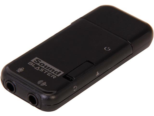 Creative Go! 70SB129000000 USB Interface X-Fi Go! Pro Sound Board