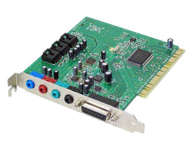 Creative Sound Blaster 128 PCI CT4750 Sound Card - OEM