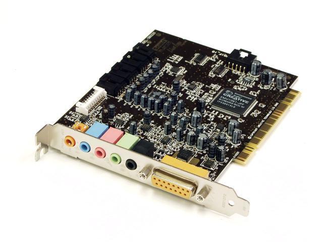 Creative Sound Blaster Live 70SB022200000 Sound Card