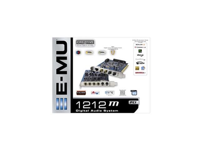 E-MU 1212M Digital Audio System