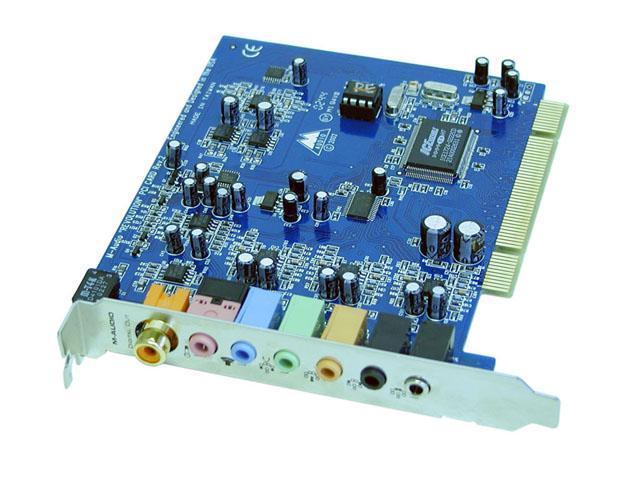 M-AUDIO US99120 7.1 Channels PCI Interface Sound Card