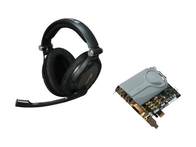 ASUS XONAR_XENSE 7.1 Channels PCI Express x1 Interface Sound Card