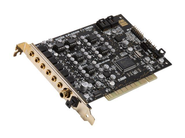 AUZEN AZT-XPCINE X-Plosion 7.1 Cinema Audio Card
