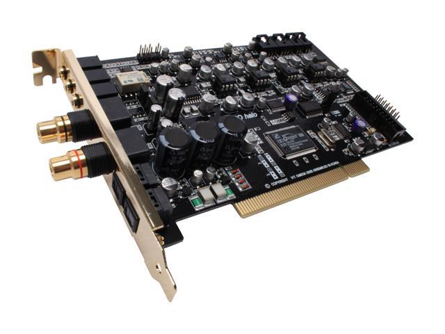 HT | OMEGA Claro Halo PCI Interface Sound Card w/ a built-in HI-FI Headphone Amplifier