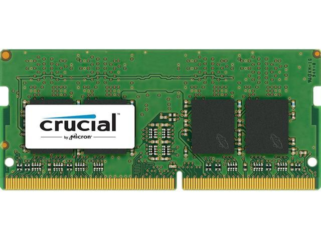 Crucial CT8G4SFD8213 8Gb Ddr4 2133 Mt/S Cl15 Drx8 Unbuffered Sodimm