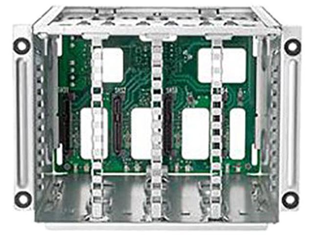 HP 725572-B21 8-Sff Cage/Backplane Kit - Storage Drive Cage - 2.5 Inch - For Hpe Proliant Dl180 Gen9 (2.5 Inch ) , Dl180 Gen9 Base (2.5 Inch ) , Dl180 Gen9 Entry (2.5 Inch )