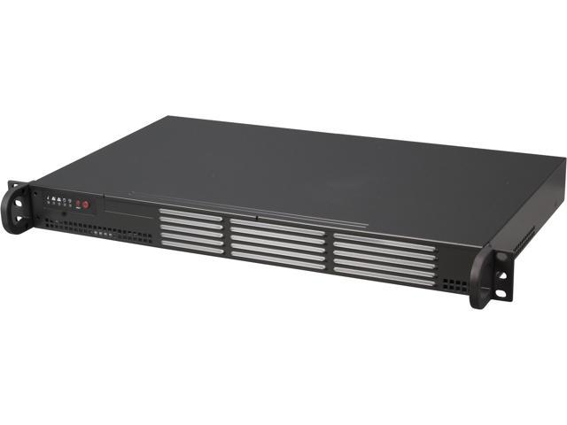 Supermicro Superchassis Cse-504-203B 200W Mini 1U Rackmount Server Chassis (Black)