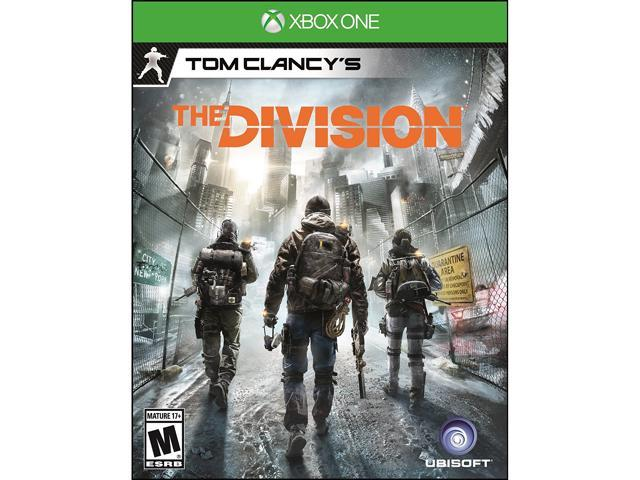 Ubisoft Tom Clancy's The Division - Third Person Shooter - Xbox One