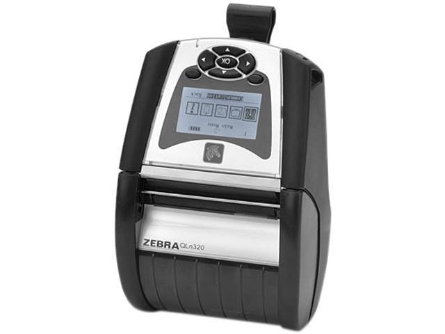Zebra QN3-AUNA0M00-00 QLn320 3-inch Mobile Label Printer