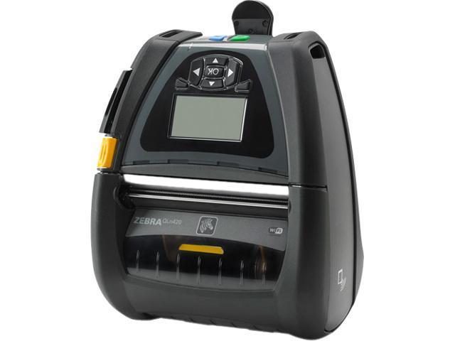 Zebra QN4-AUNA0M00-00 QLn420 4-inch Mobile Label Printer