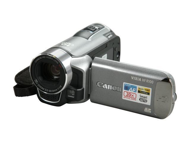 Canon VIXIA HF R100 HD Flash Memory Camcorder