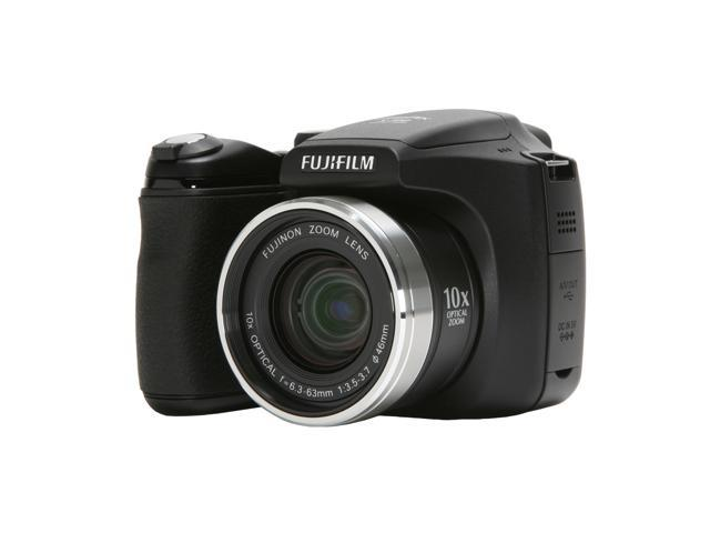 FUJIFILM S700 Black 71 MP 10X Optical Zoom Digital Camera