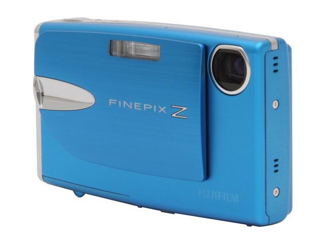 FUJIFILM FinePix Z20fd Ice Blue 10.0 MP Digital Camera