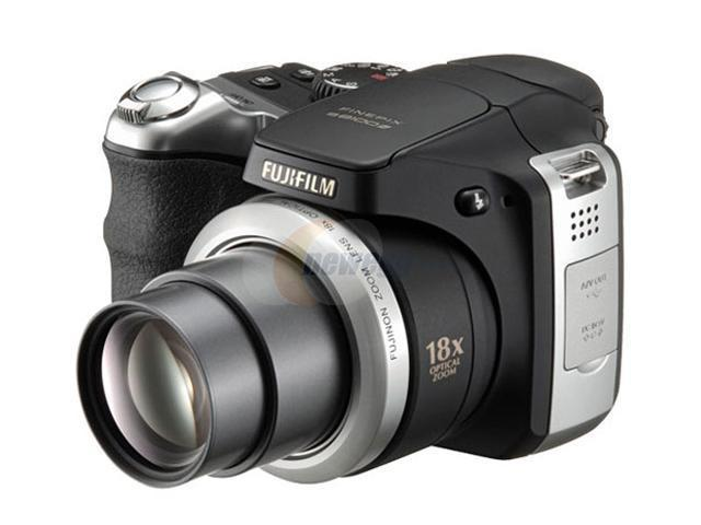 fujifilm finepix s8100fd black 10 0 mp 2 5 230k lcd 18x