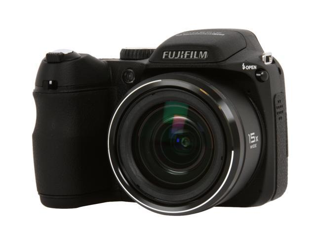 Fujifilm finepix s2000hd black 10 mp 15x optical zoom 27 for Fujifilm finepix s2000hd prix
