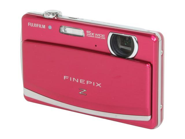 FUJIFILM Z90 Pink 14.2 MP 28mm Wide Angle Digital Camera