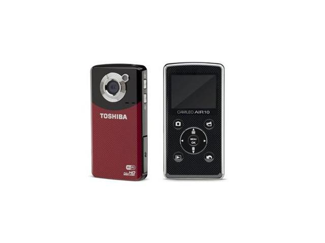 Toshiba Air10 (PA3906U-1C1R) Red 5MP CMOS 2.0