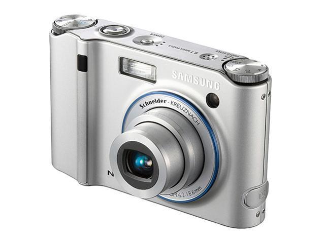 SAMSUNG NV30 Silver 8.1 MP Digital Camera